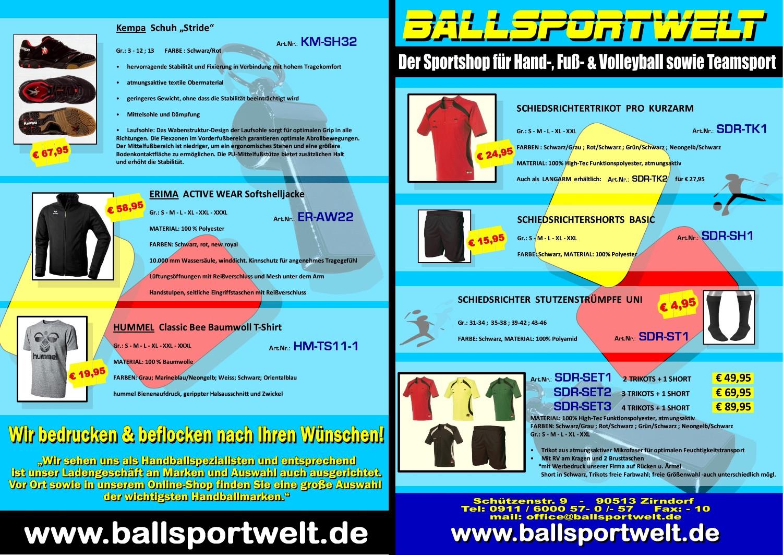 Schiedsrichterbekleidung Schiedsrichterausrüstung: Sport